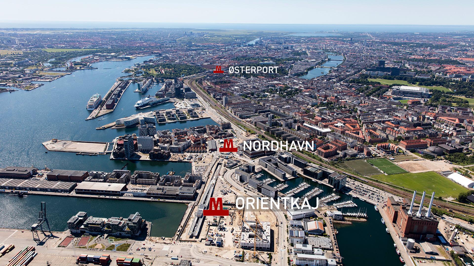 Metro-Nordhavn