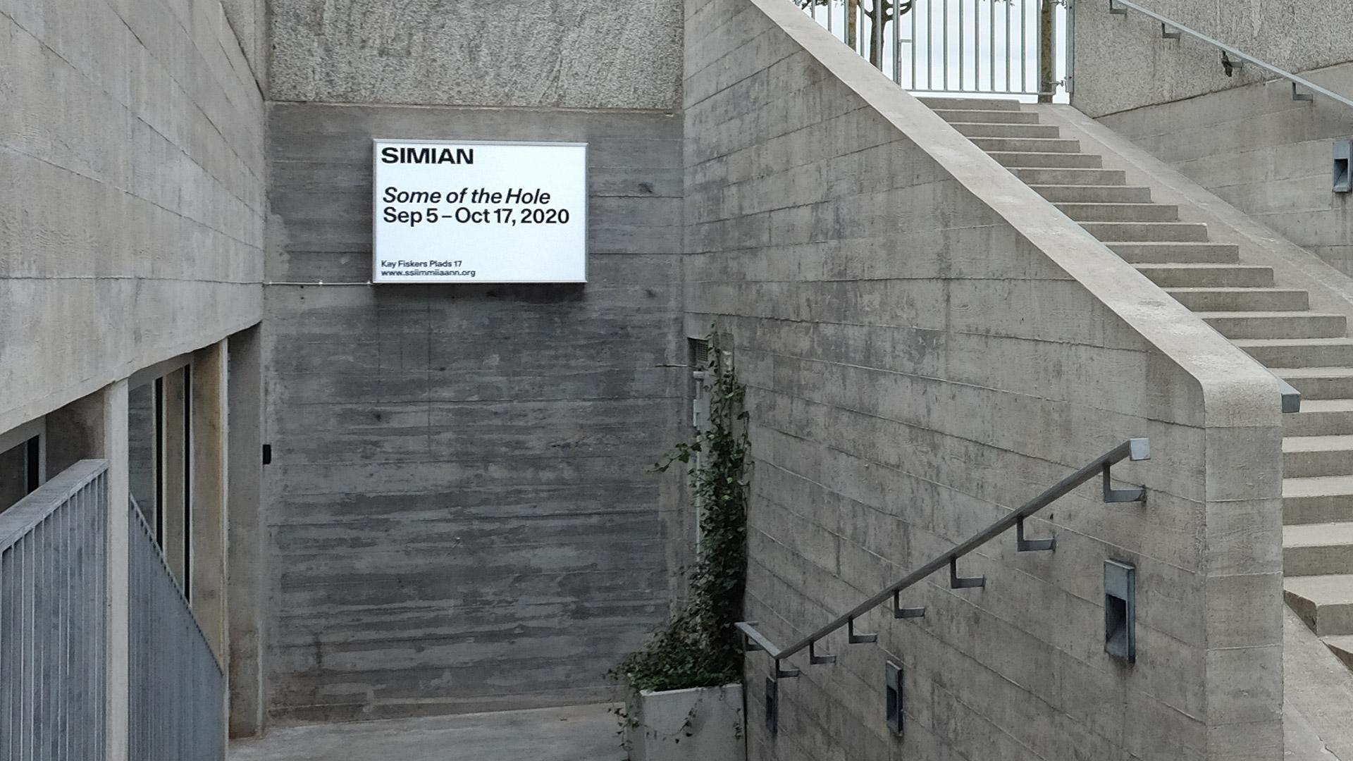 SIMIAN Kunsthal